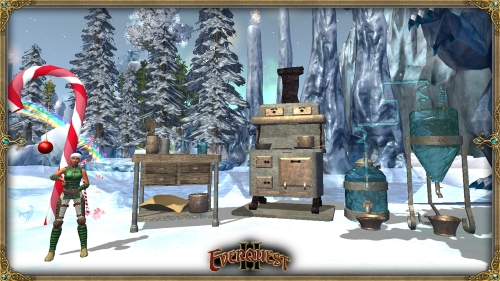 Frostfell Crafting