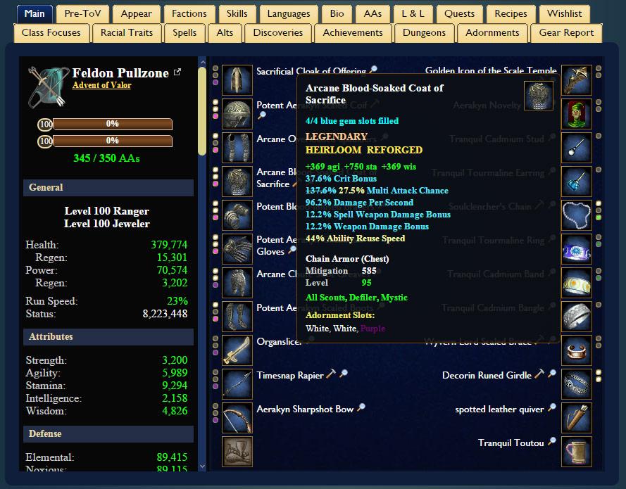 EverQuest II - News - Feldon's Fan Sites: A Norrathian Spotlight