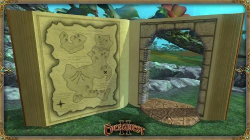 Storybook Portal by Jerry Dechant