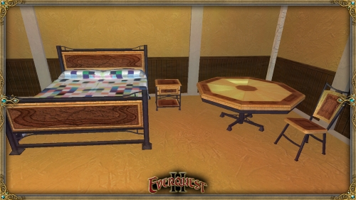 Iron and Wood home furnishings