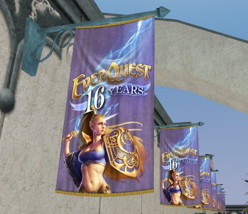 16th Anniversary of EverQuest