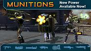 Lock and Load! New Power Munitions is Now Available!