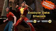 New for Legends in DCUO - SHAZAM!