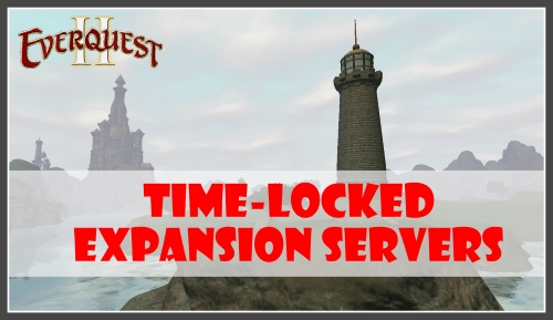 Time-Locked Expansion Servers