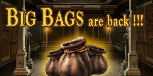 Big Bags Are Back!