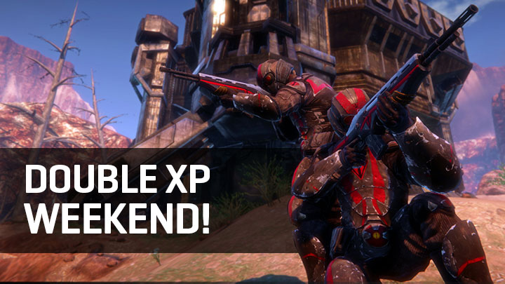Let's Go, Members! Double XP This Weekend!