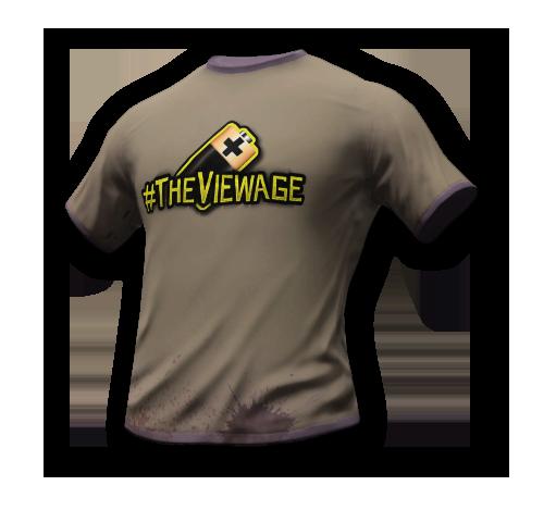 CDNThe3rd t-shirt skin