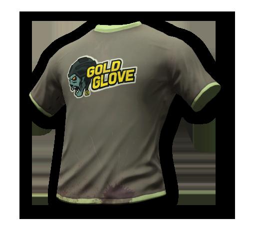 GoldGlove t-shirt skin