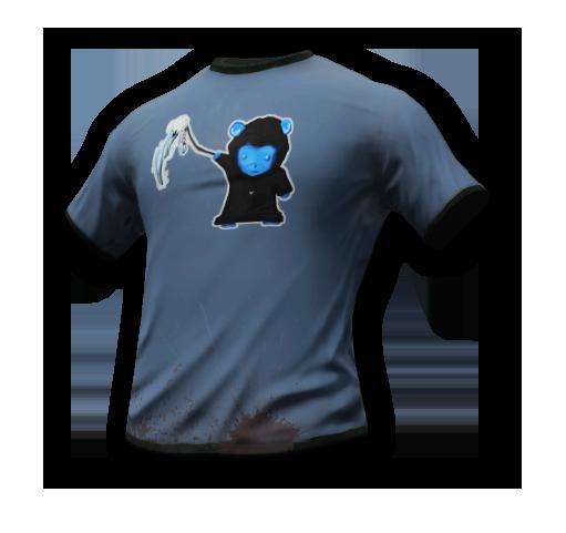 GrimmyBear t-shirt skin
