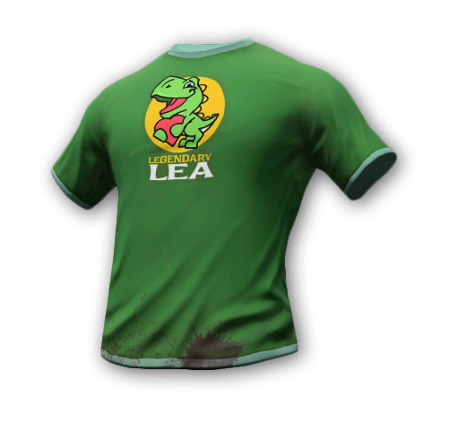 LegendaryLea t-shirt skin