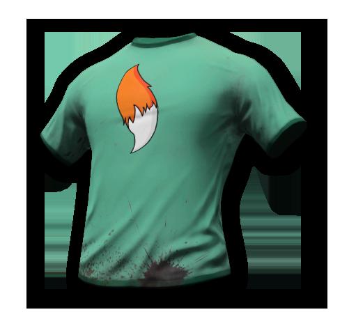 OMGitsfirefoxx t-shirt skin