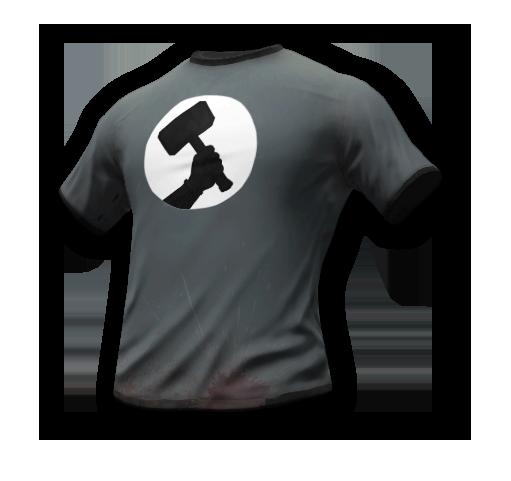 Towelliee t-shirt skin