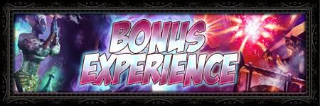 EQ Bonus XP