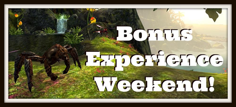 EQ2 Bonus XP Weekend