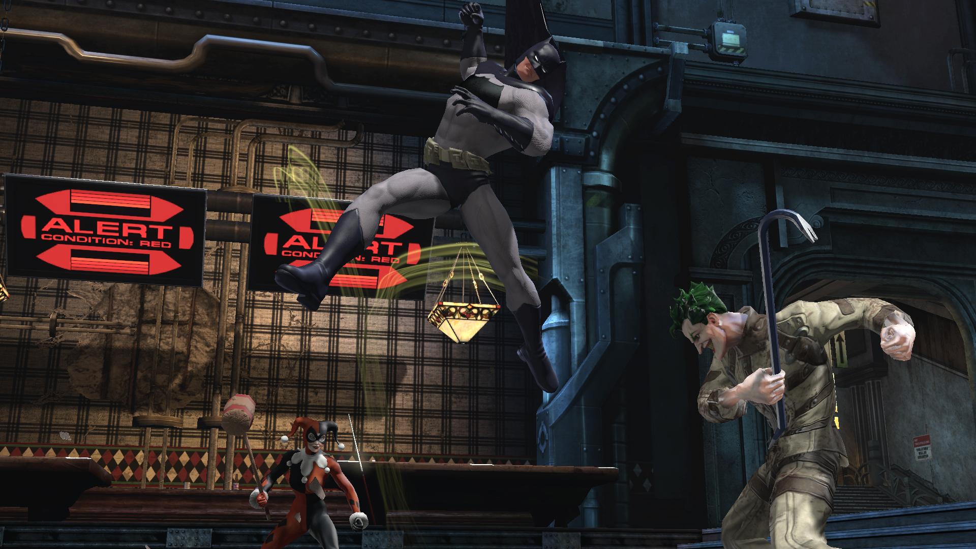 batman dark knight games online