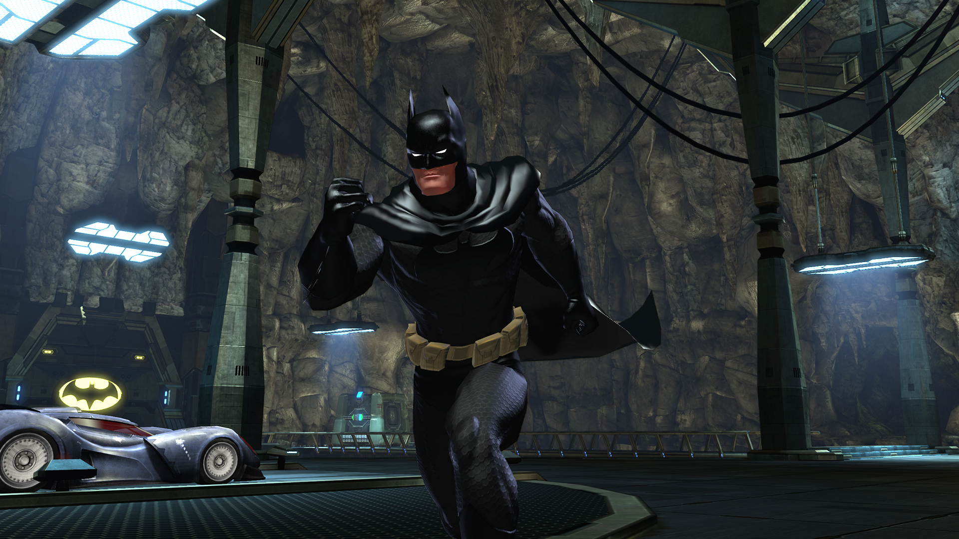 The Many Faces Of Batman In Dcuo Dc Universe Online