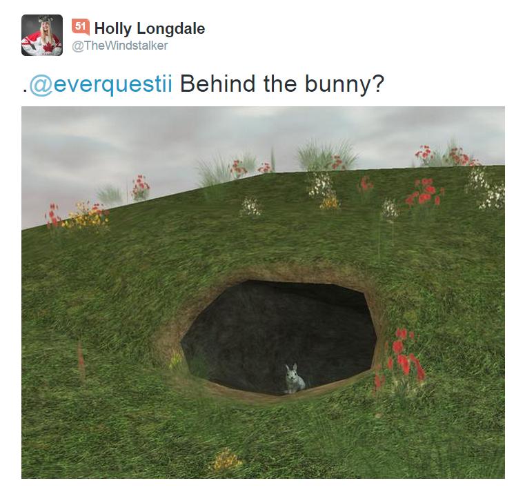 Killer Rabbit Tweet 2