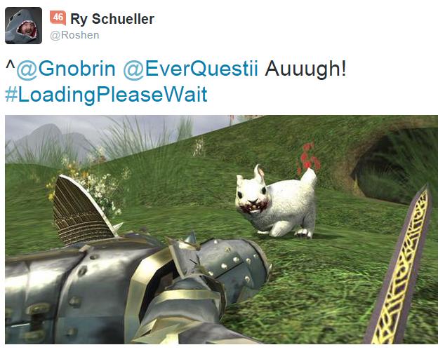 Killer Rabbit Tweet 9