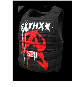 Skin: sxyhxy's Kevlar Vest (rare)
