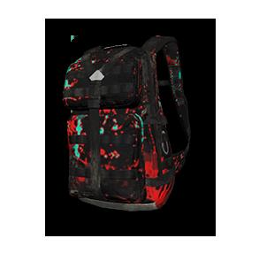 Skin: Showdown Military Backpack (uncommon)
