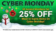 Don't Miss Planetside 2's Cyber Monday Promotions!