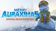 Auraximas Is Back: 25 Days of Deals!