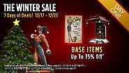 The Winter Sale: Day One - Base Items!