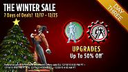 The Winter Sale: Day Three - Upgrades!