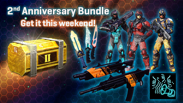 Second Anniversary Bundle Now Available!