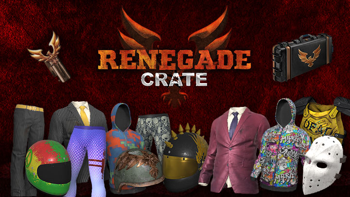 Renegade Crate