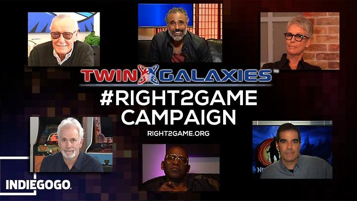 Twin Galaxies Wants to Bring Gamers Together