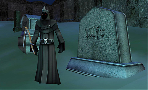 Shadowrest EverQuest Corpse