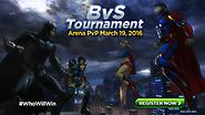 Announcing the BvS Tournament! #WhoWillWin