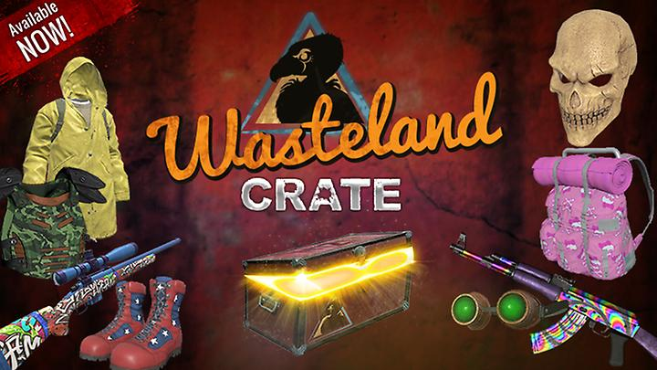 NEW: Wasteland Crate