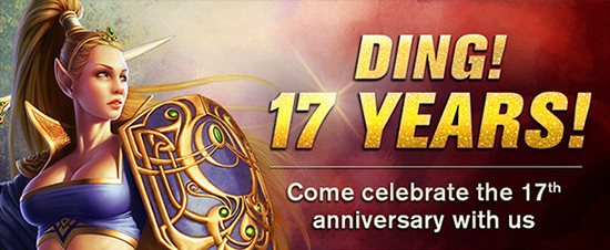 EverQuest 17th Anniversary