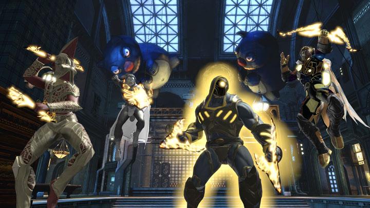 Dc Universe Online Aquaman Build