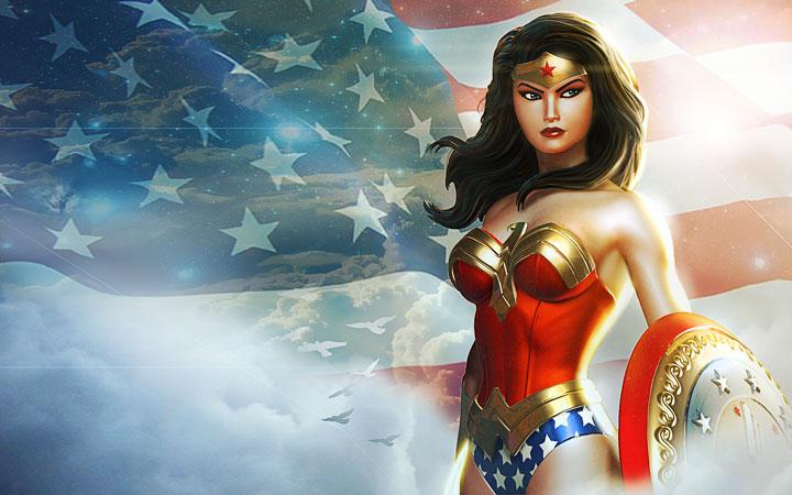 Dcuo Wonder Girl