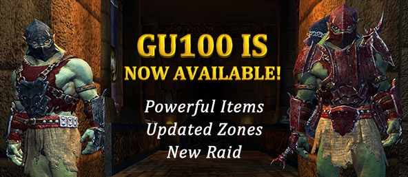 GU100 Available Now
