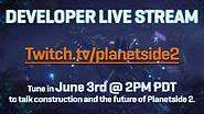 TUNE IN: Devs on Twitch, June 3!
