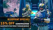 Blueprint Special: 15% Off ALL Construction Items!
