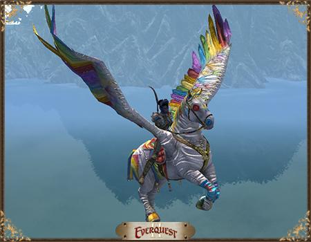 Sunbrite Clothwork Pegasus