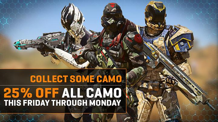 Camo Clearance: 25% Off All Camo!