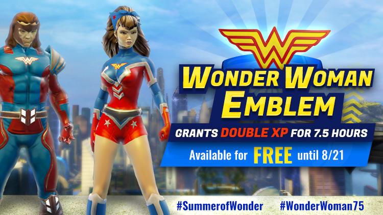 Wonder Woman Emblem