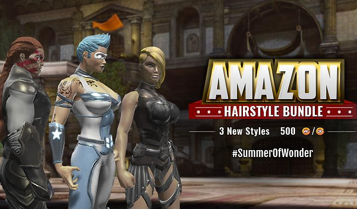 Online Hair Style: Look Like You Belong On Themyscira