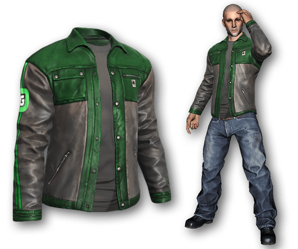 JoshOG Leather Jacket (Rare)
