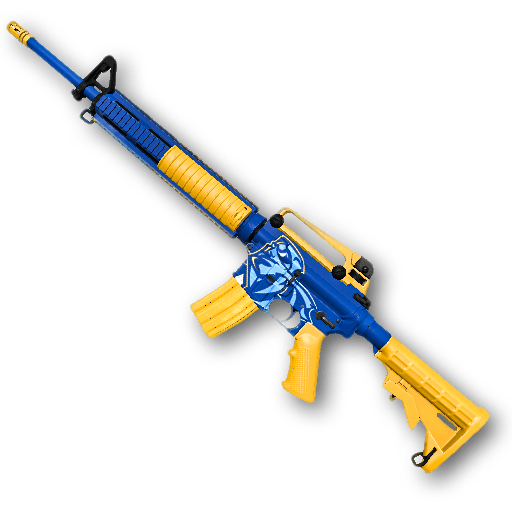 Ninja AR-15 (Ultra-Rare)