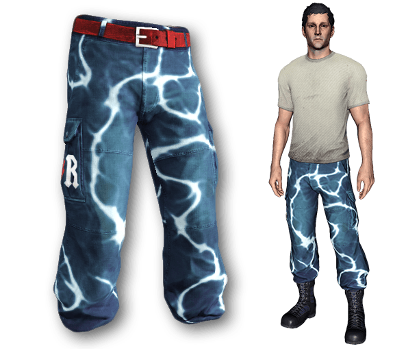 SandyRavage Cargo Pants (Uncommon)