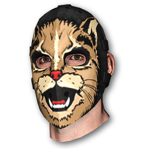 SeaNanners Hockey Mask (Uncommon)