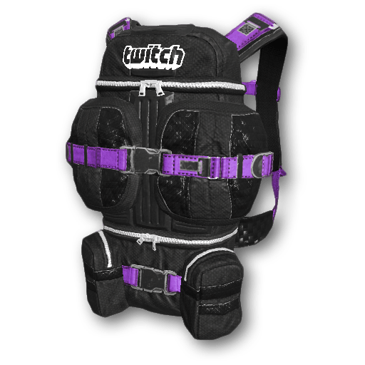 Twitch Tactical Backpack (Rare)