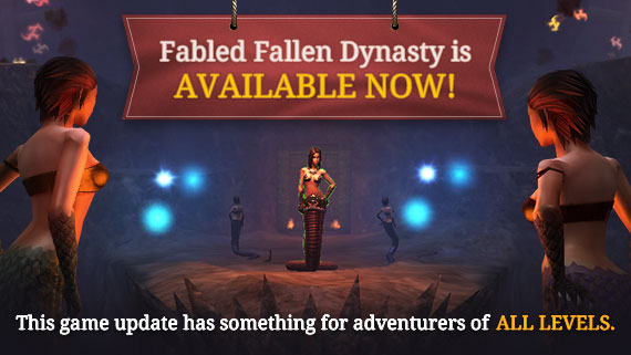 Fabled Fallen Dynasty